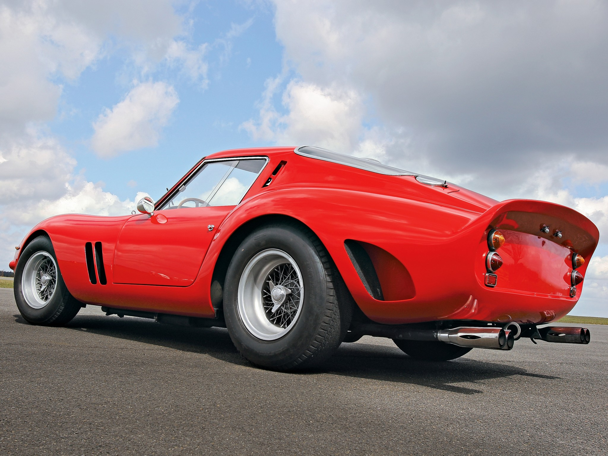 High Resolution Desktop Wallpapers Cars Ferrari 250 Gto 1962 1963 1964 Autoevolution