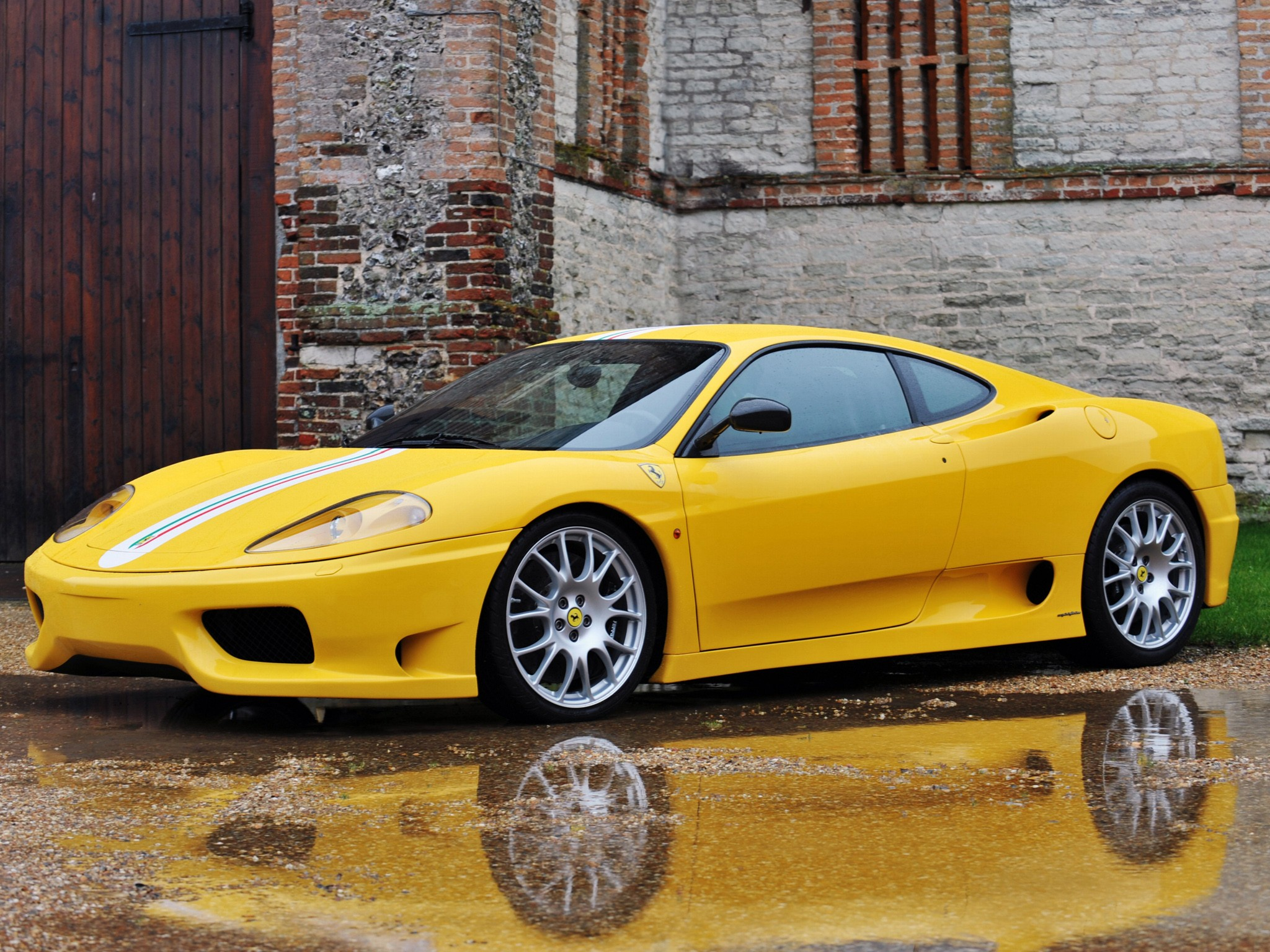 Fastest Car In The World Wallpaper Ferrari 360 Challenge Stradale F 131 Specs Amp Photos