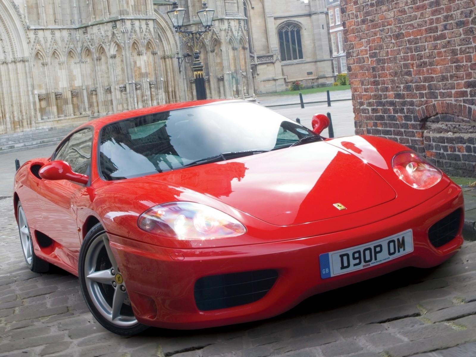 Project Cars Wallpaper Red Ferrari 360 Modena Specs 1999 2000 2001 2002 2003