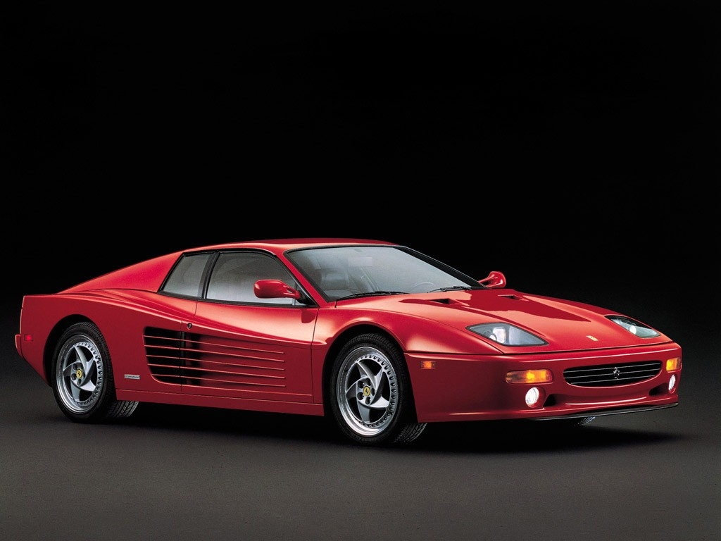 Car Engine Live Wallpaper Ferrari 512 M 1994 1995 1996 Autoevolution
