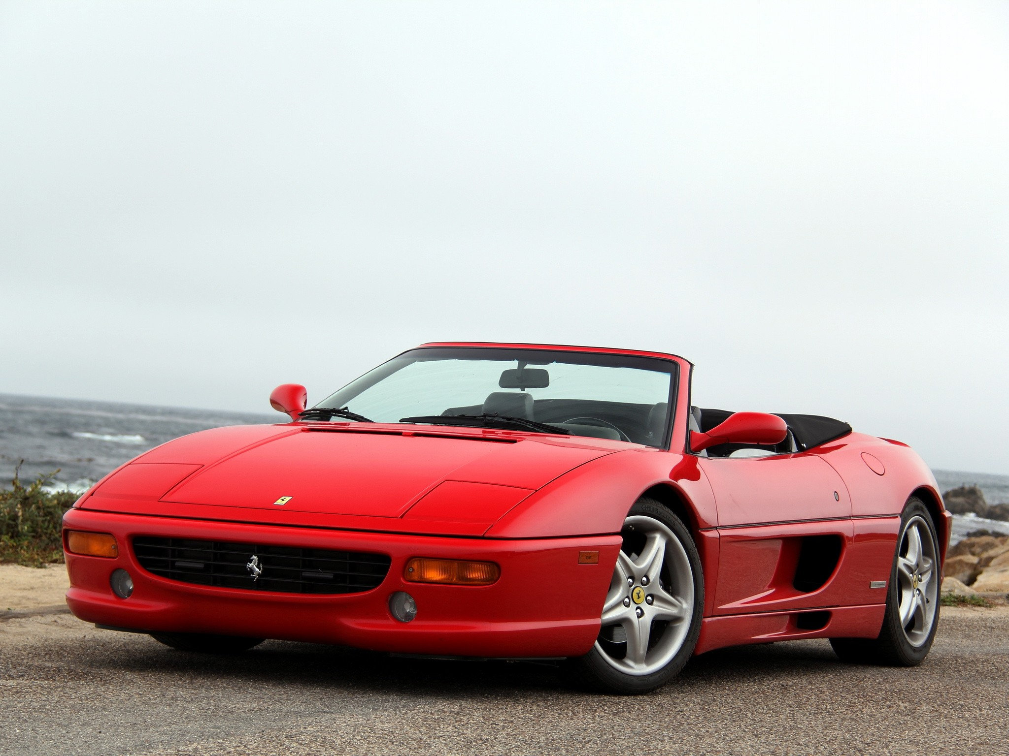 Ferrari Car Wallpaper Download Ferrari F355 Spider Specs 1995 1996 1997 1998 1999