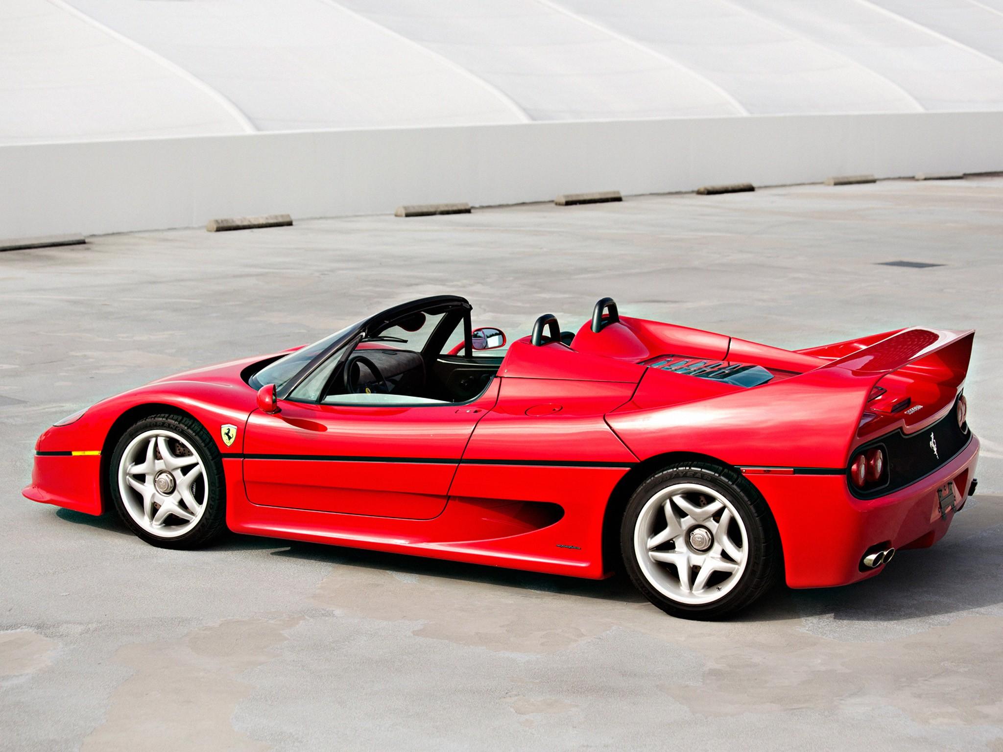 Project Cars Wallpaper Red Ferrari F50 Specs Amp Photos 1995 1996 1997 Autoevolution