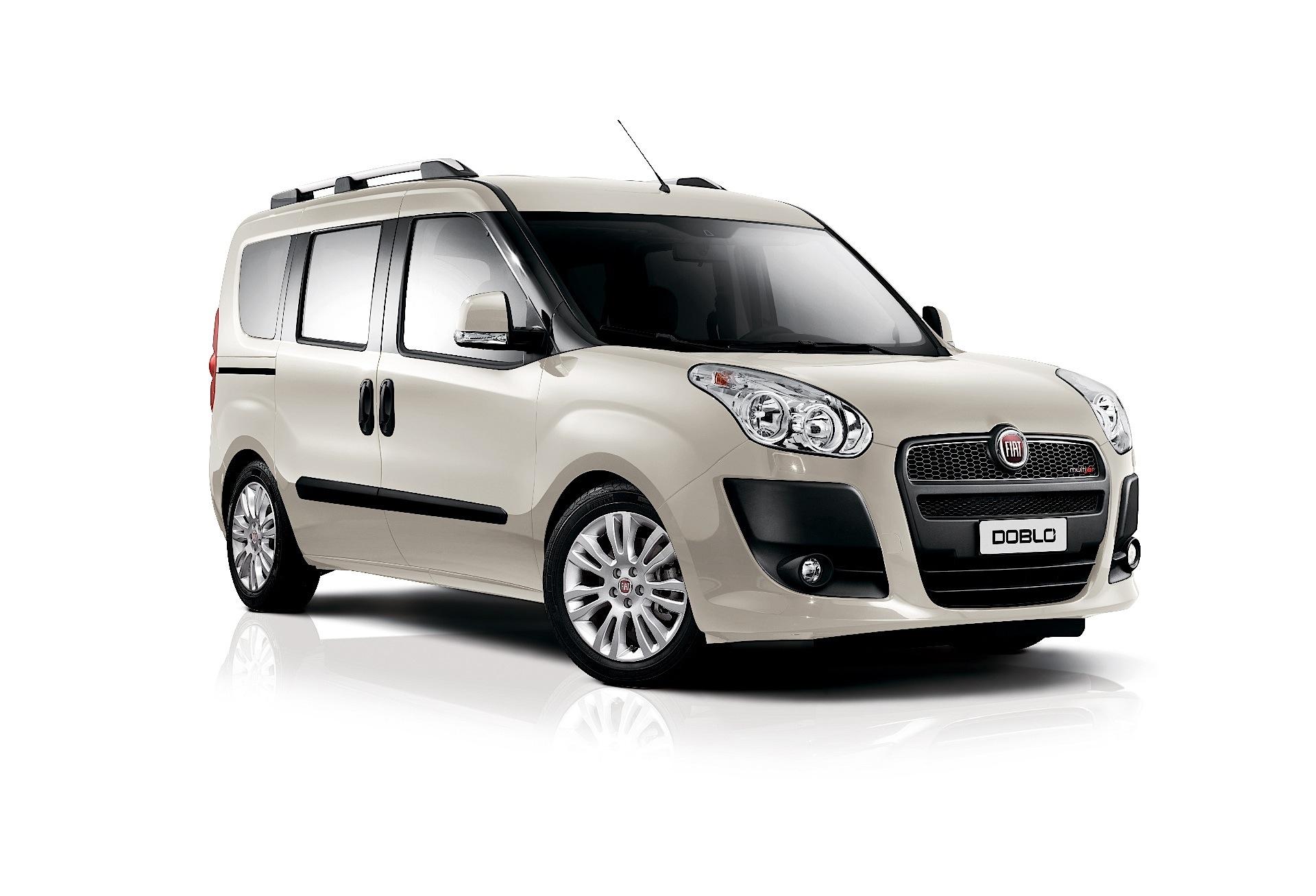 Fiat doblo specs 2010 2011 2012 2013 2014 2015