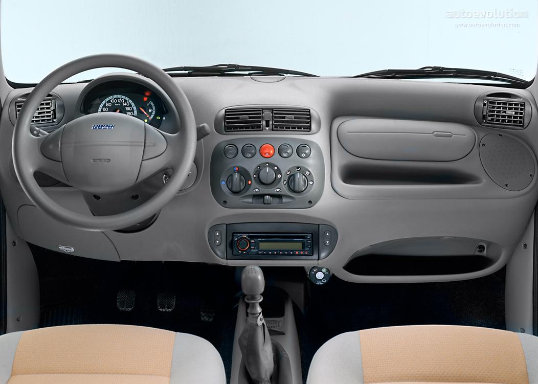 Mahindra And Mahindra Cars Wallpapers Fiat Seicento Specs 2004 2005 2006 Autoevolution