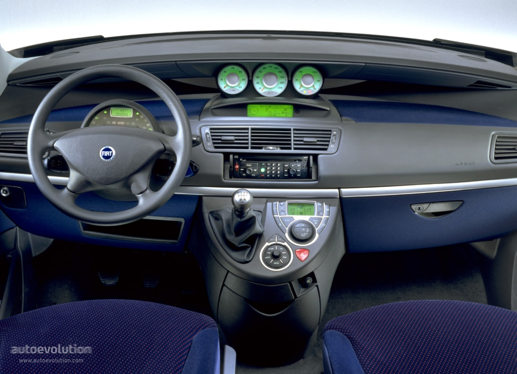 Interior Fiat Ulysse Wiring Schematic Diagram