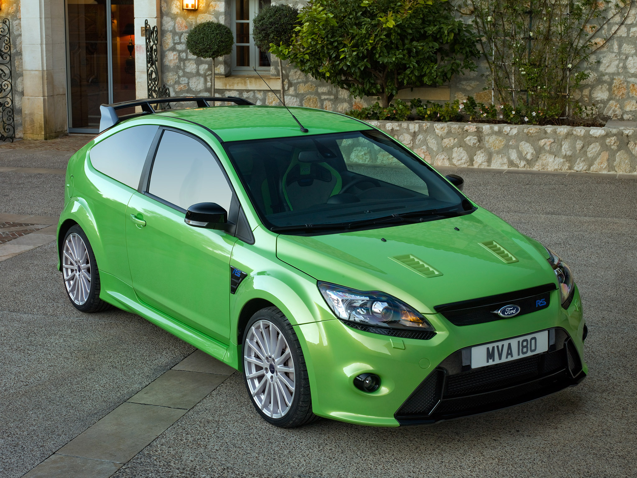 Hp Wallpaper Hd 1920x1080 Ford Focus Rs Specs Amp Photos 2008 2009 2010 2011