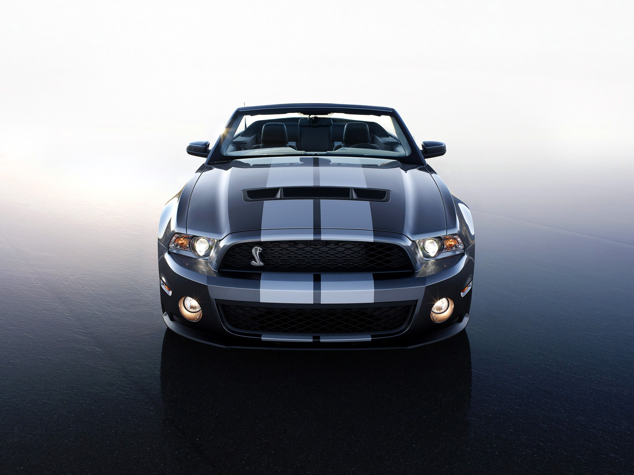 Classic Mustang Car Wallpaper Ford Mustang Shelby Gt500 Convertible Specs Amp Photos