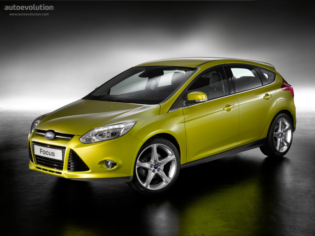 Elements Saarlouis Ford Focus 5 Doors Specs & Photos - 2011, 2012, 2013, 2014
