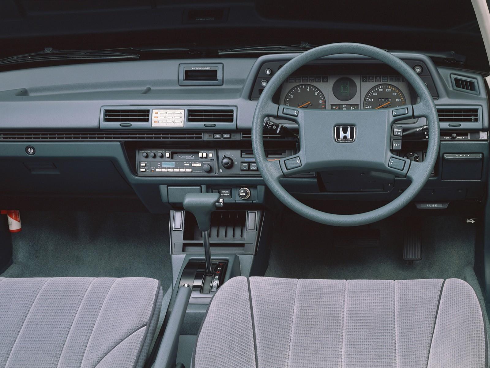 Car Dash Wallpaper Honda Accord 4 Doors Specs Amp Photos 1981 1982 1983