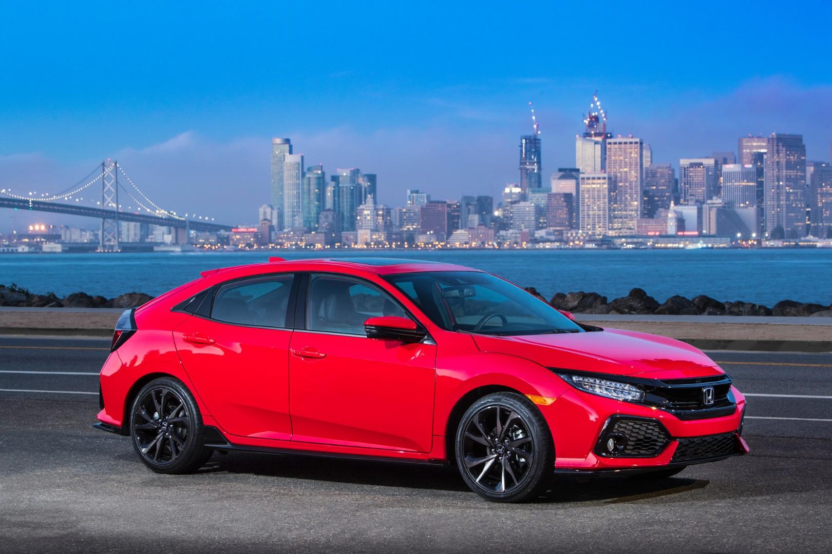 Audi Sports Car Wallpaper Honda Civic 5 Doors 2016 Autoevolution