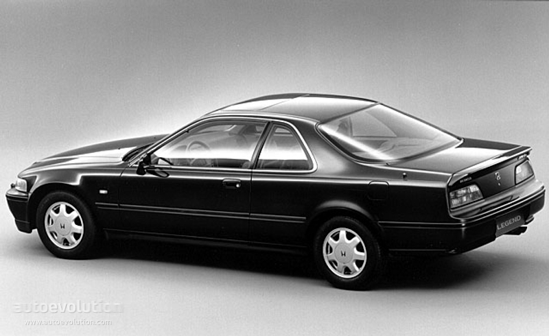 Honda Legend 1996 Wiring Schematic Diagram