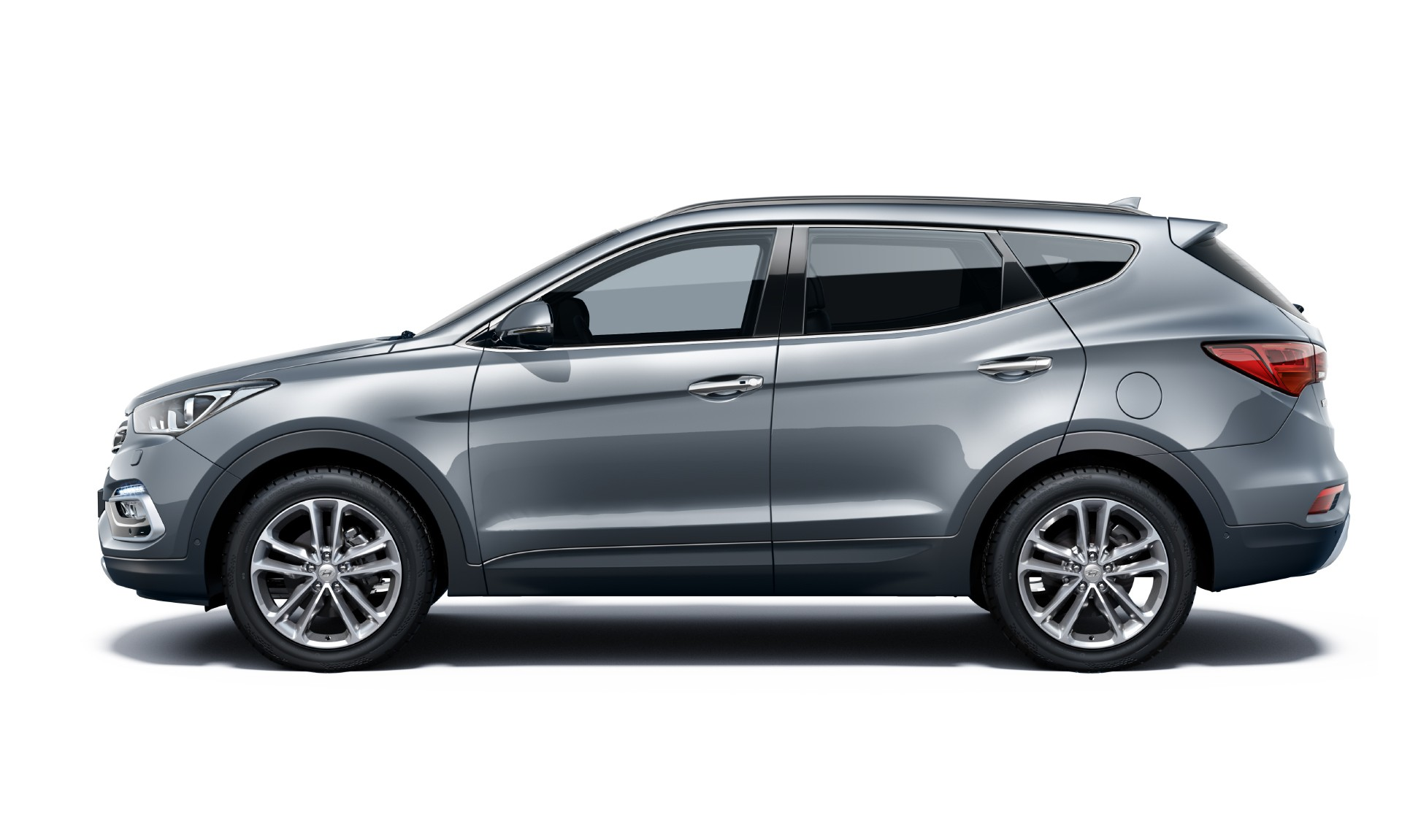 Hyundai Santa Fee Hyundai Santa Fe Specs And Photos 2018 2019 Autoevolution