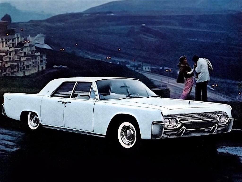 Car Lineup Wallpaper Lincoln Continental Specs 1961 1962 1963 1964 1965
