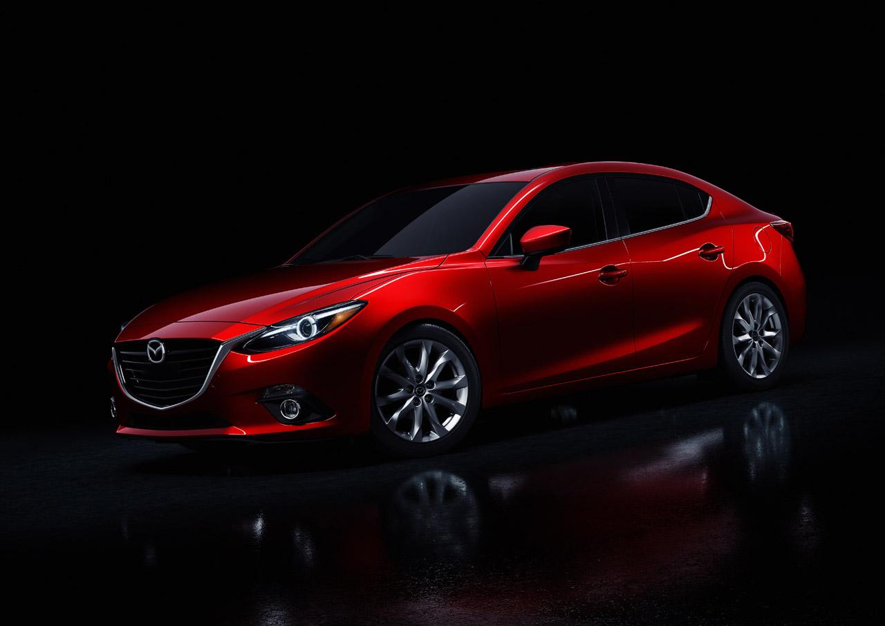 Hybrid Car Lineup Wallpaper 2018 Mazda 3 Axela Sedan Specs 2013 2014 2015 2016 2017