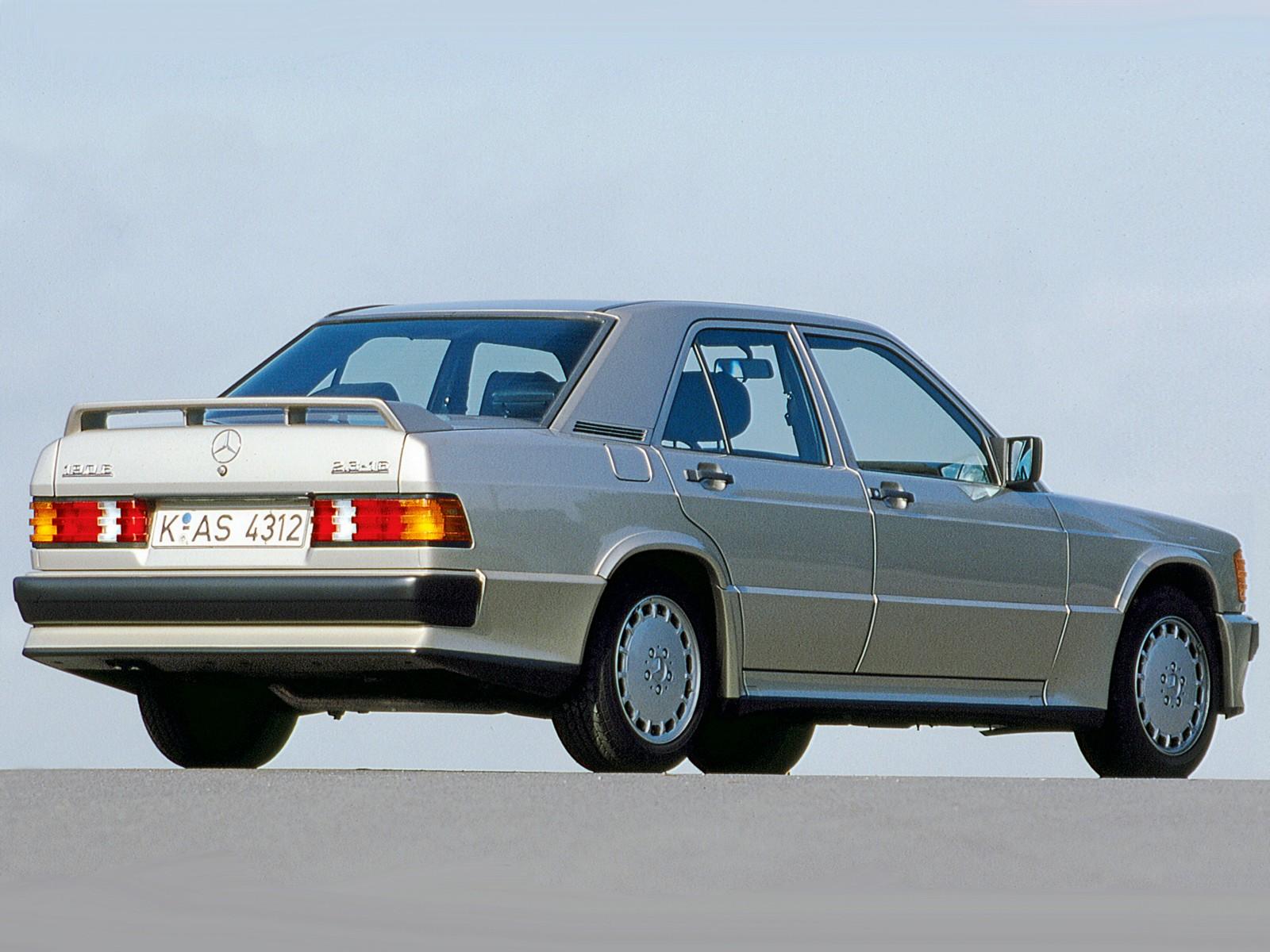 Max Power Cars Wallpaper Mercedes Benz 190 E 2 3 16v Specs 1984 1985 1986 1987