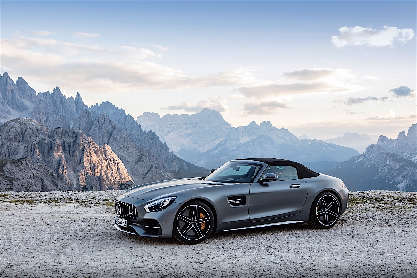 Amg Gt Mercedes Amg Gt C Roadster R190 Specs And Photos 2016