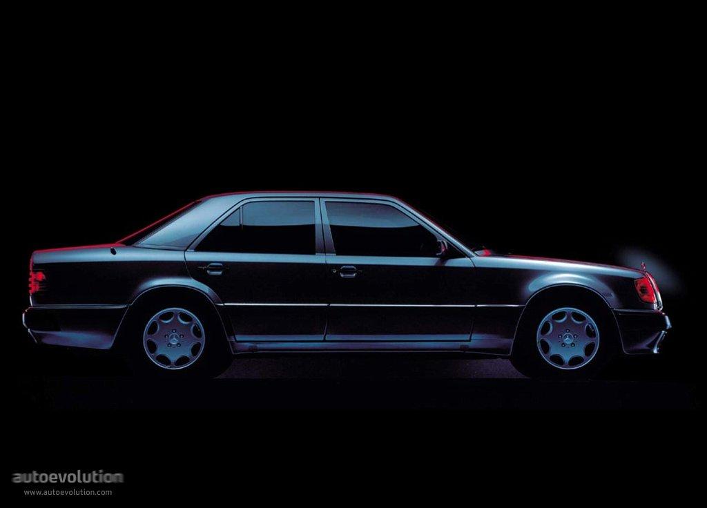 German Car Wallpaper Mercedes Benz 500 E W124 Specs 1991 1992 1993