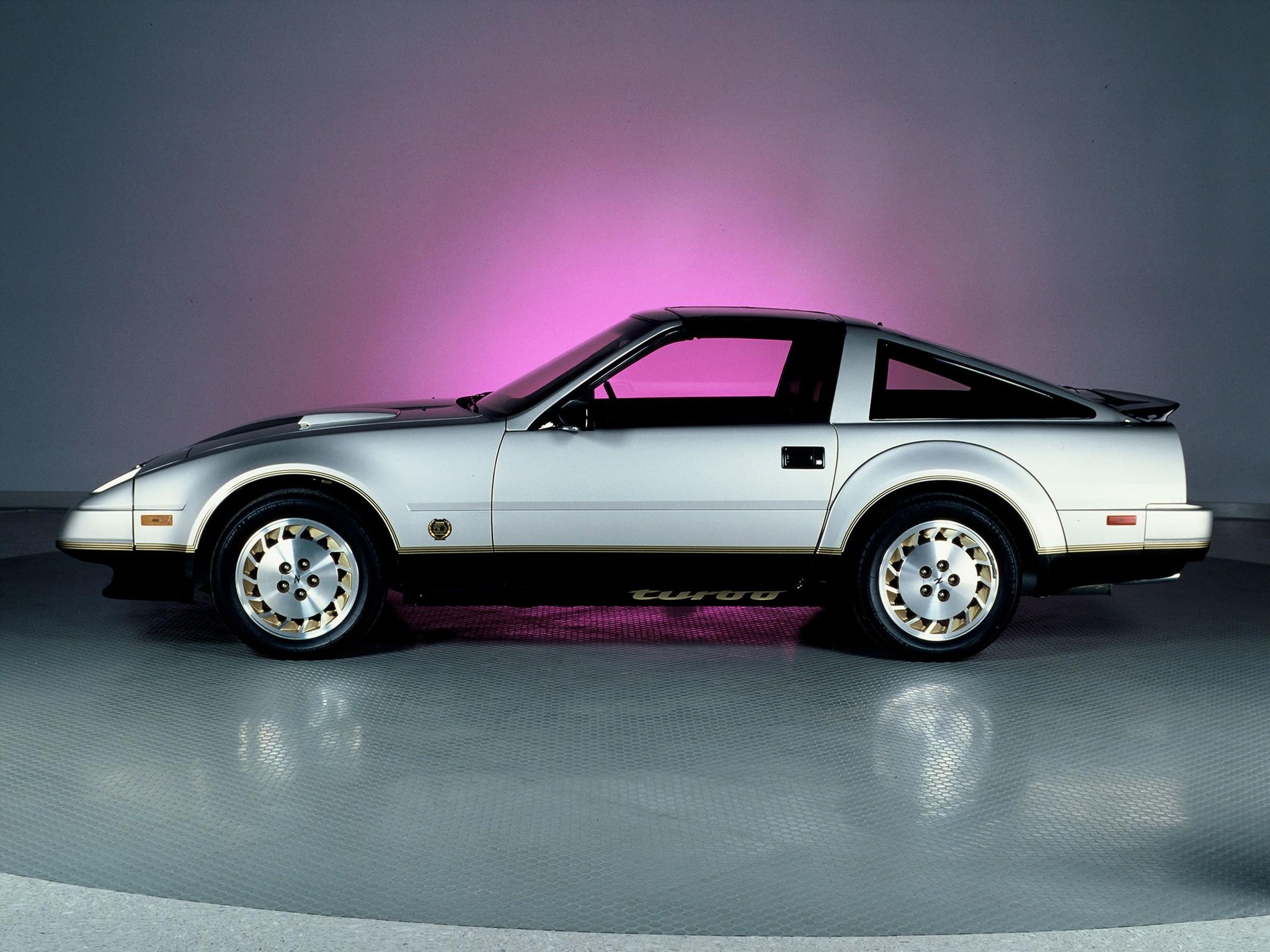 Vaporwave Car Wallpaper Nissan 300 Zx Specs Amp Photos 1984 1985 1986 1987