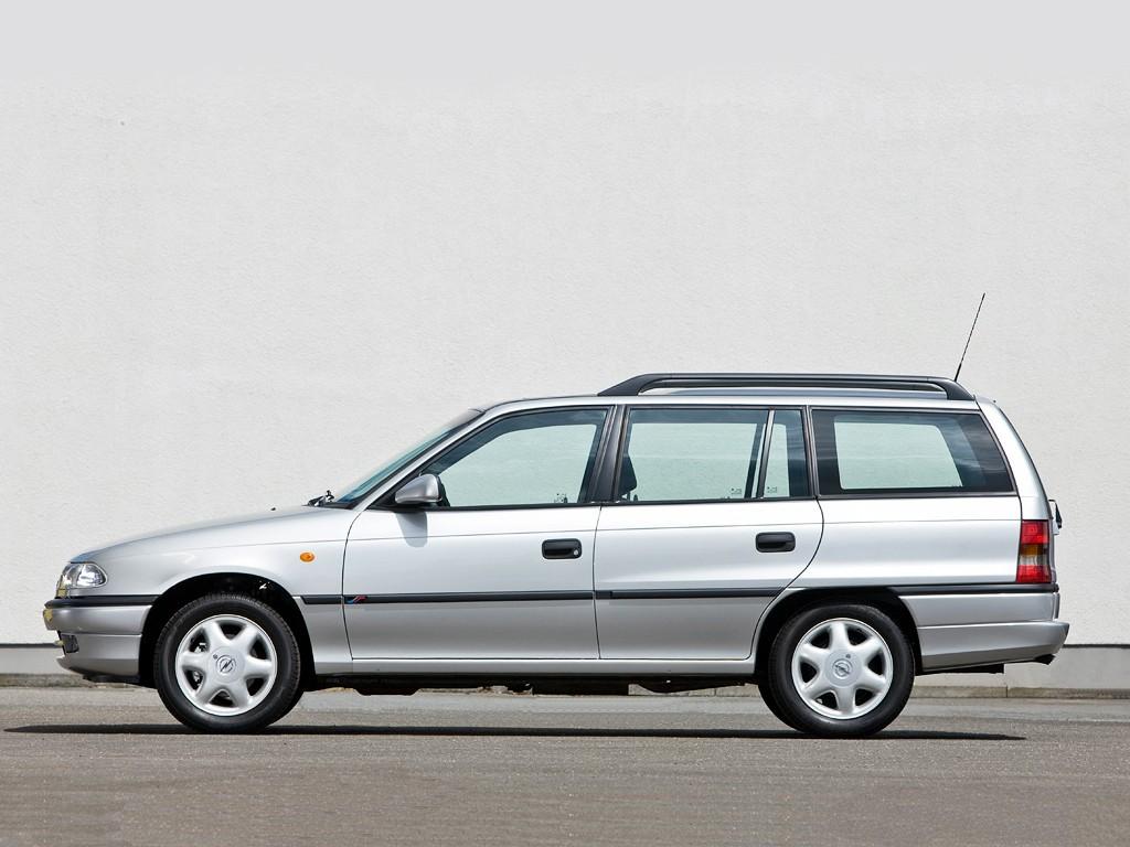 Car Dashboard Wallpaper Opel Astra Caravan 1994 1995 1996 1997 1998