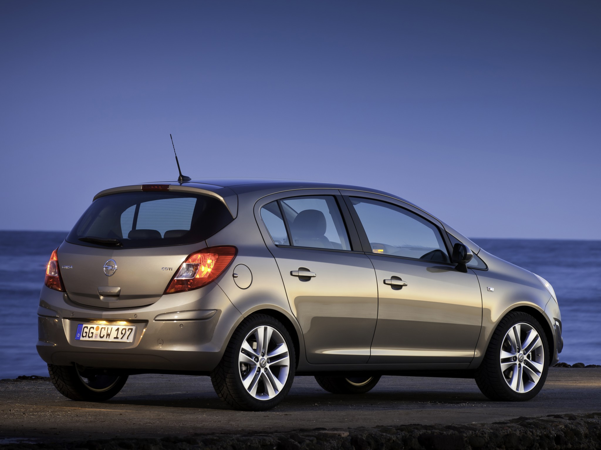 German Car Wallpaper Opel Corsa 5 Doors Specs Amp Photos 2010 2011 2012 2013
