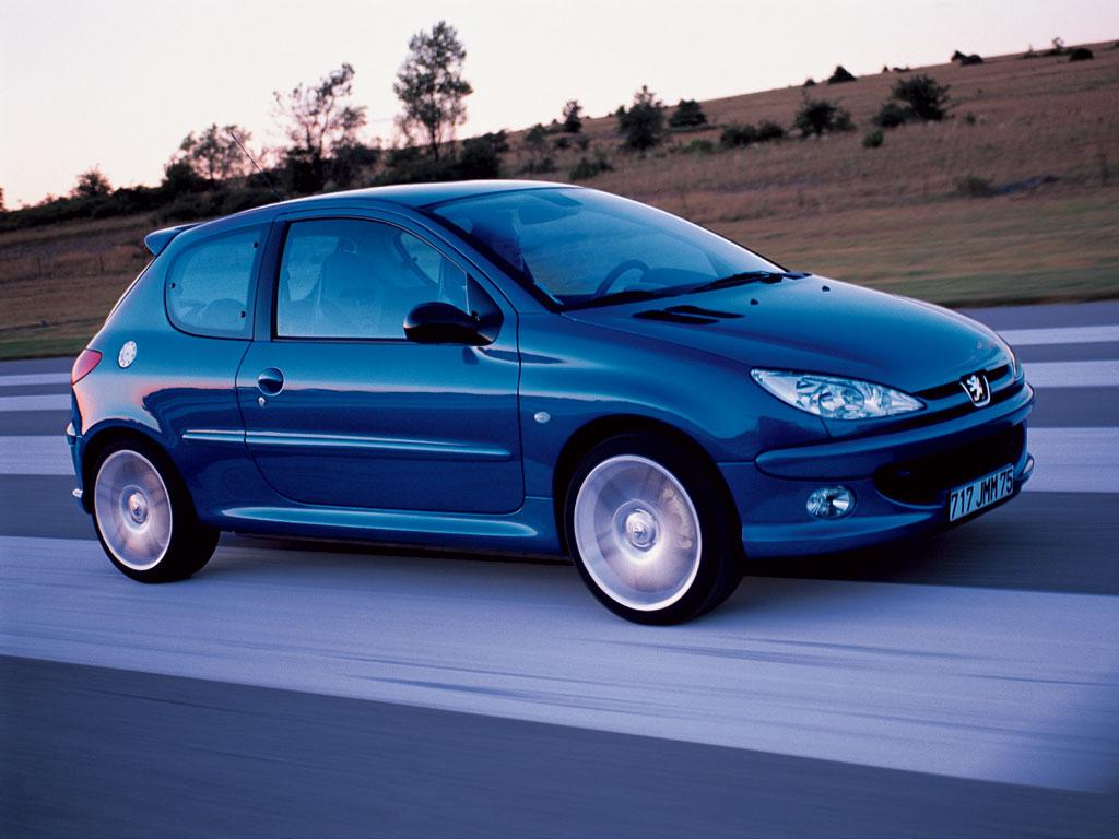 Modified Sports Car Wallpaper Peugeot 206 Rc Specs Amp Photos 2003 2004 2005 2006