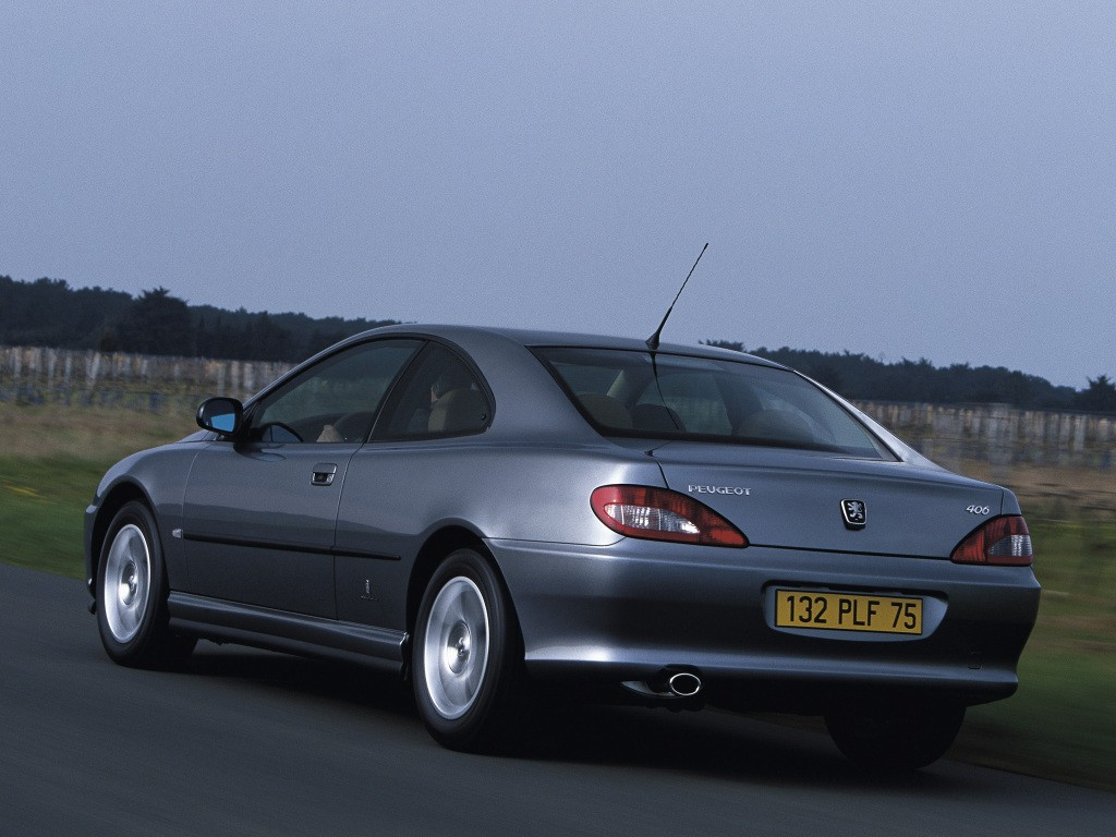 Car Stereo Wallpaper Peugeot 406 Coupe Specs Amp Photos 2003 2004 Autoevolution