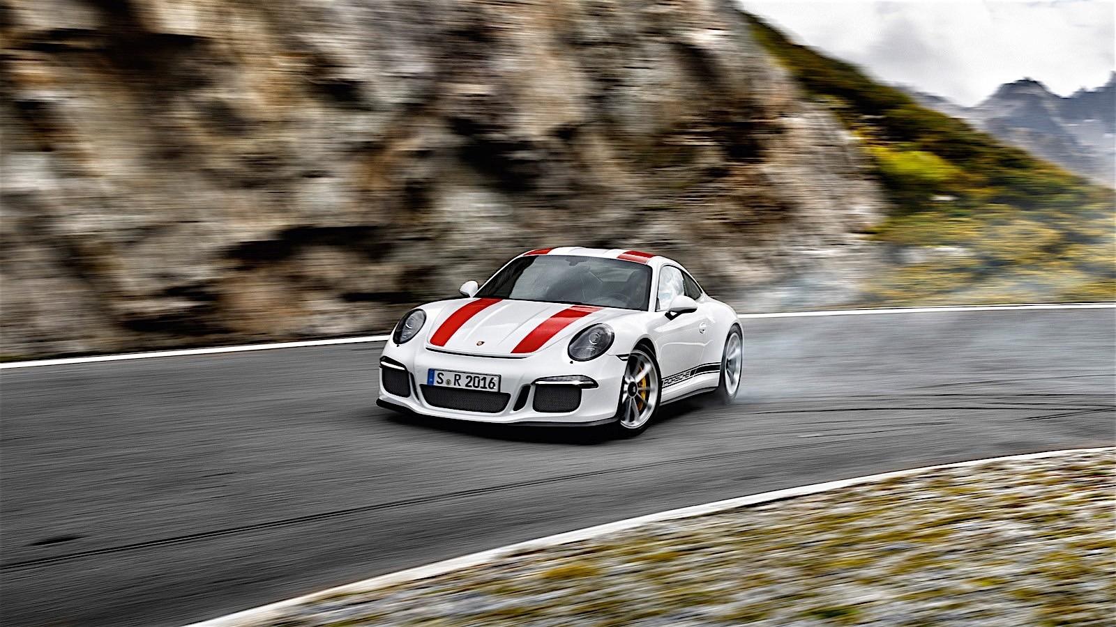 Car Wheel Iphone Wallpaper Porsche 911 R Specs 2016 2017 2018 Autoevolution
