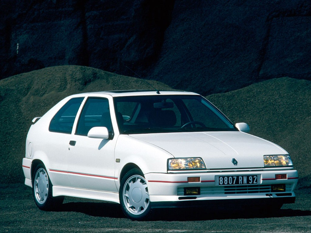 Car Interior Wallpaper Renault 19 3 Doors Specs 1988 1989 1990 1991 1992