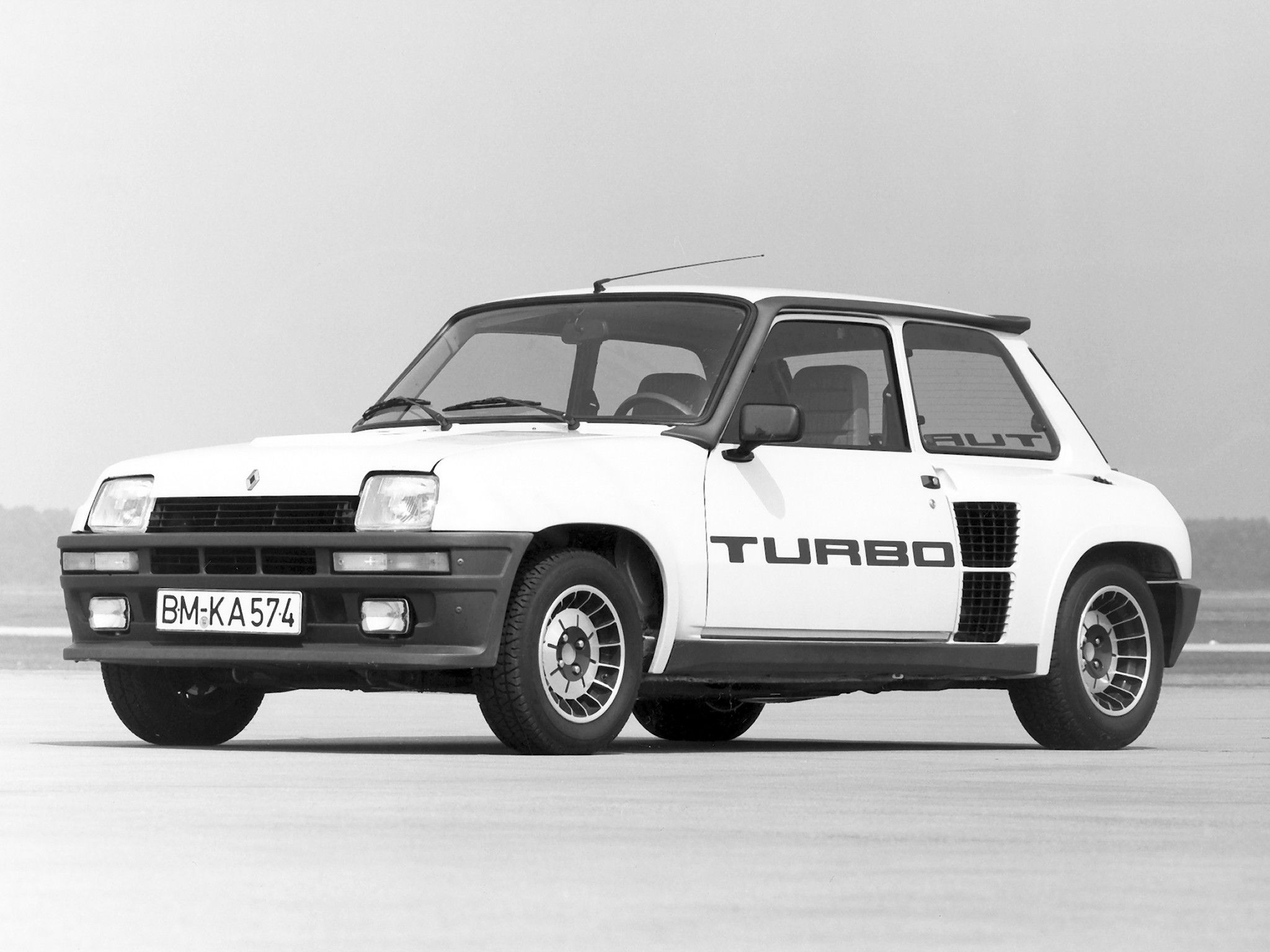 Modified Sports Car Wallpaper Renault 5 Turbo Specs Amp Photos 1980 1981 1982 1983
