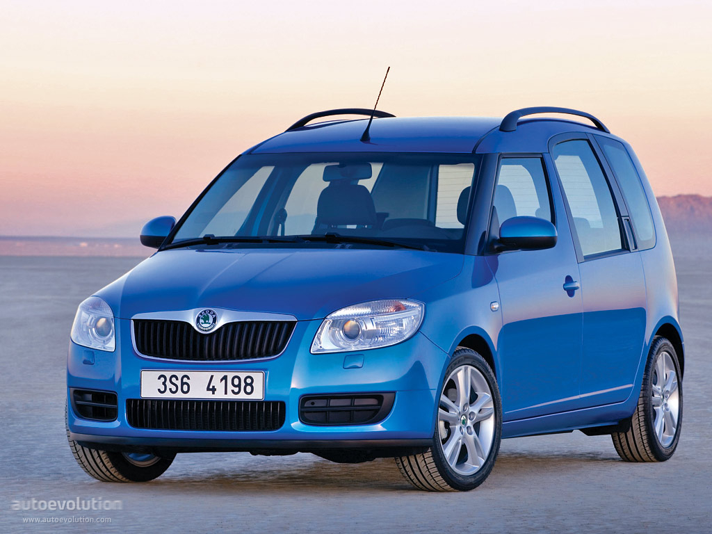 Skoda Roomster Schiebetür Skoda Roomster Specs And Photos 2006 2007 2008 2009