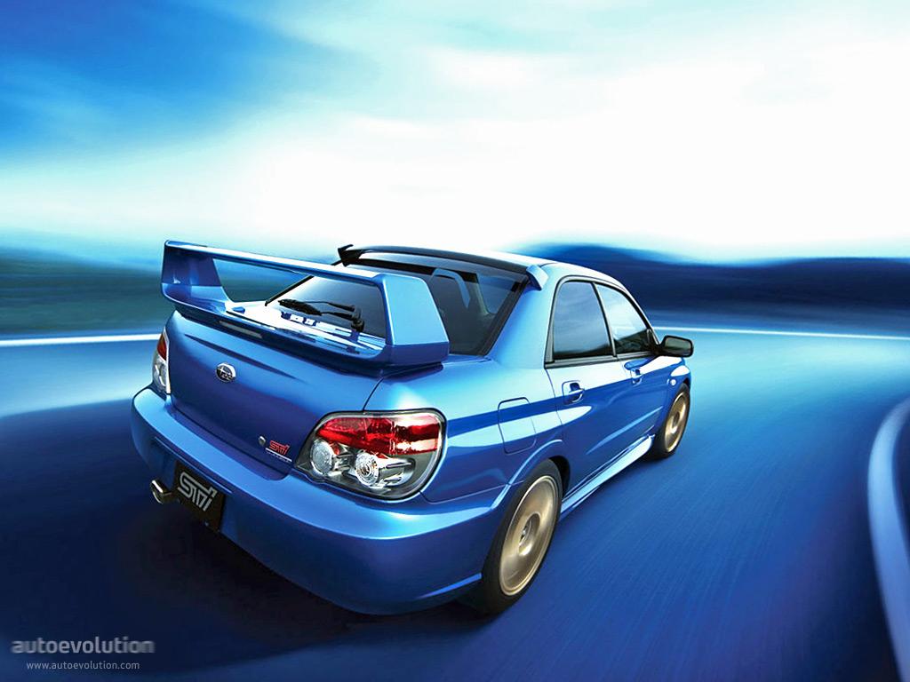 Car Engine Live Wallpaper Subaru Impreza Wrx Sti 2005 2006 2007 Autoevolution