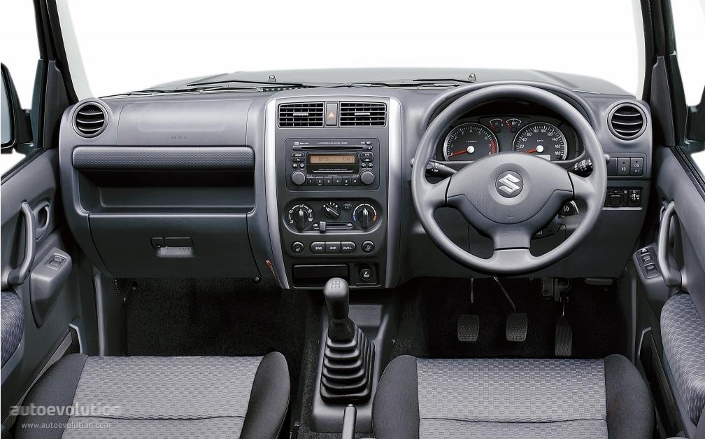 Mahindra And Mahindra Cars Wallpapers Suzuki Jimny Specs Amp Photos 2005 2006 2007 2008 2009