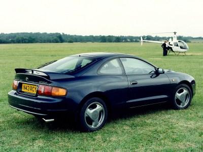 TOYOTA Celica specs & photos - 1994, 1995, 1996, 1997, 1998, 1999 - autoevolution