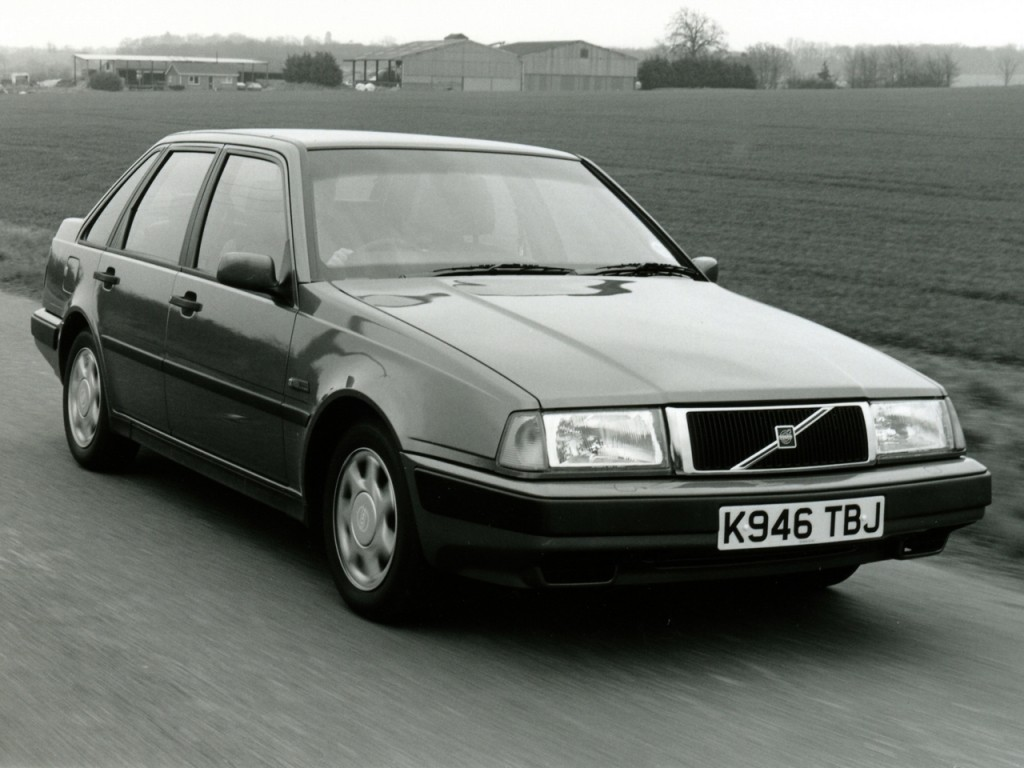 Volvo 440 Volvo 440 Specs And Photos 1988 1989 1990 1991 1992