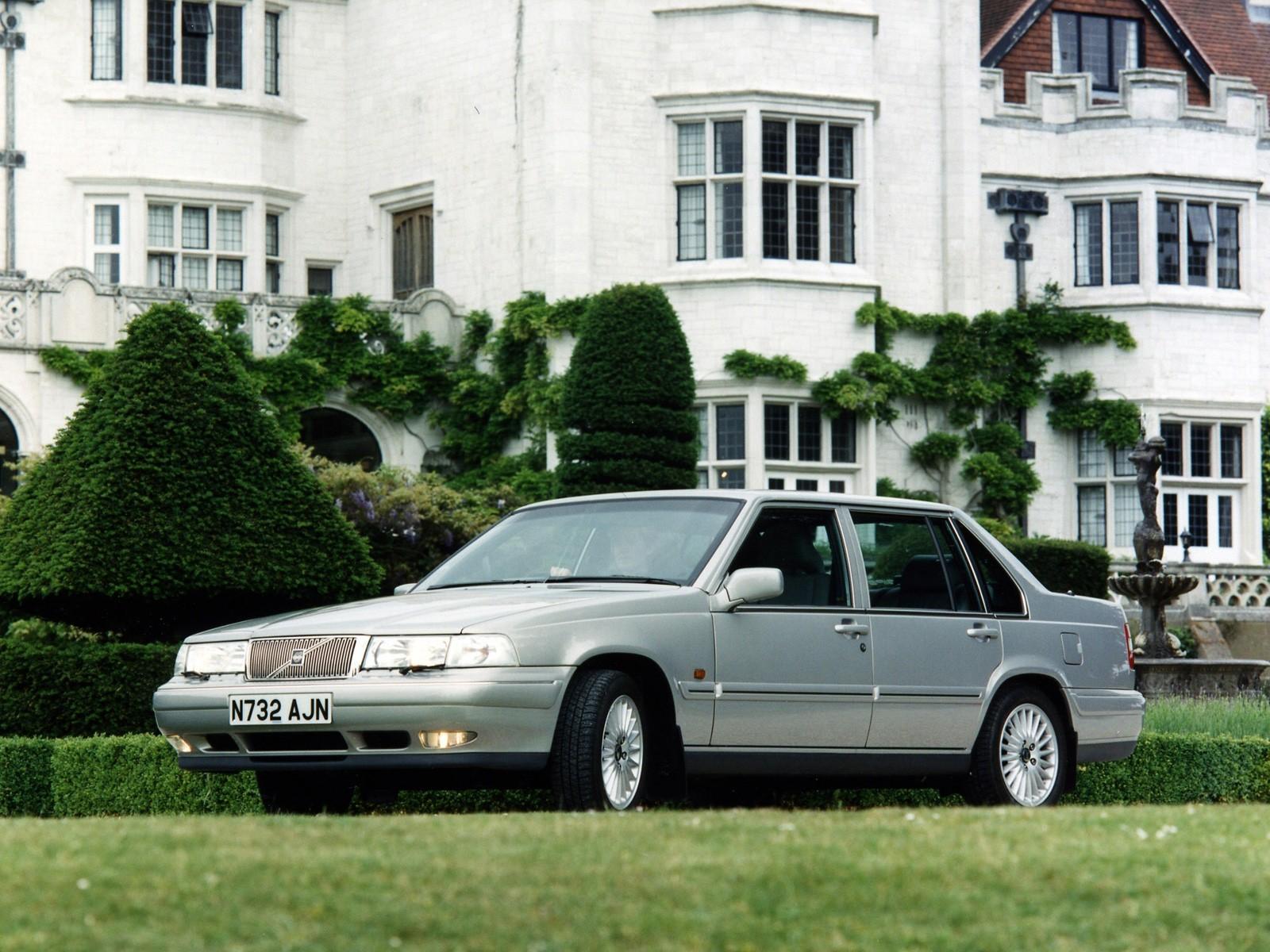 Limousine Car Wallpaper Volvo 960 Specs 1994 1995 1996 1997 Autoevolution