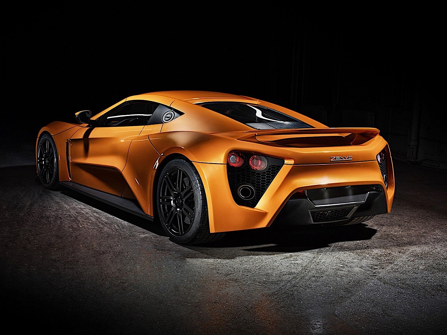 Cool Modified Cars Wallpapers Zenvo St1 Specs Amp Photos 2009 2010 2011 2012 2013