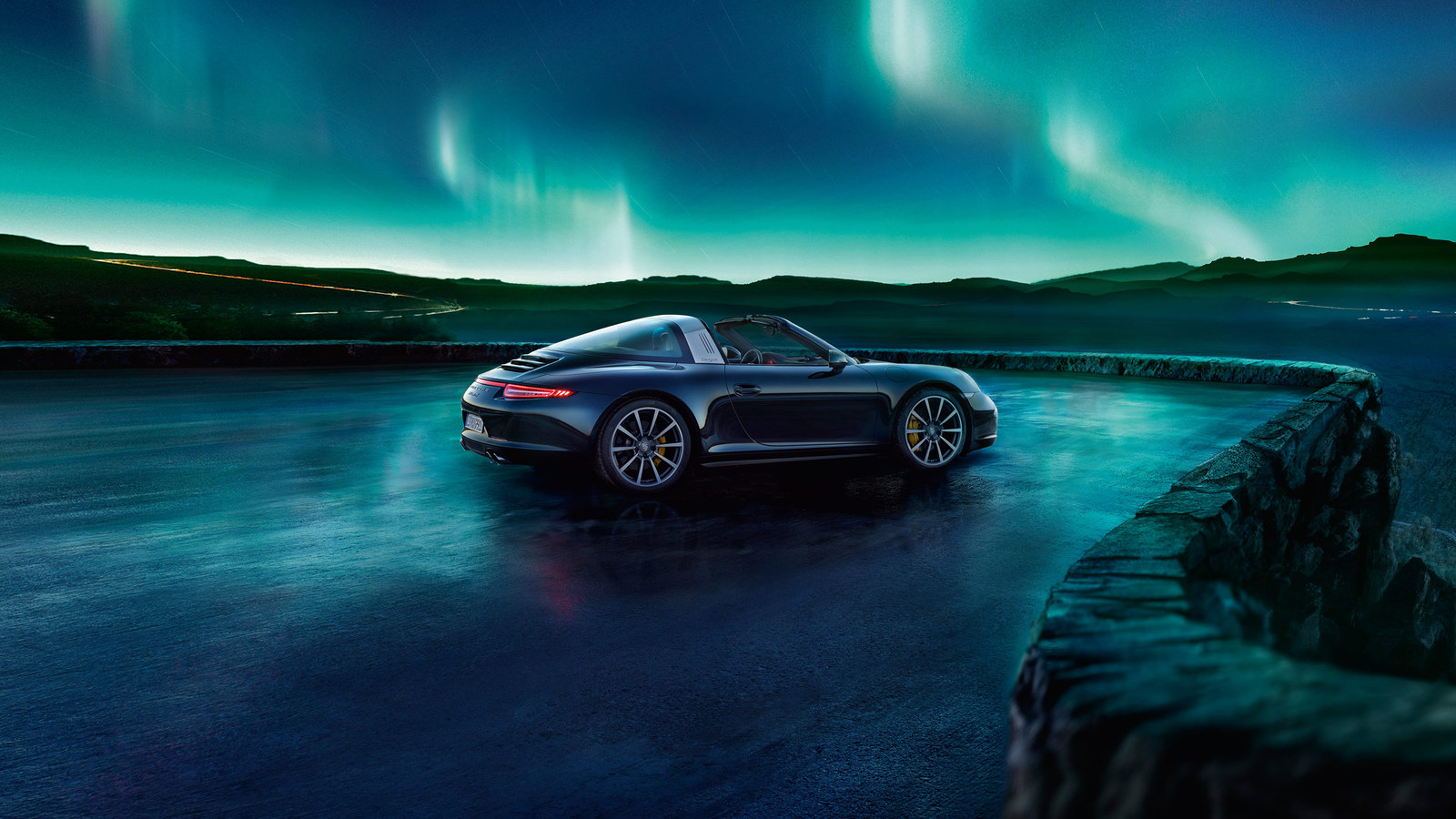 3d Dolphin Wallpaper Download Porsche 911 Carrera Targa 4s 991 Specs 2014 2015