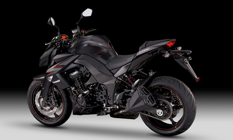 Full Hd Motorcycle Wallpaper Kawasaki Z1000 Black Edition 2011 2012 Autoevolution