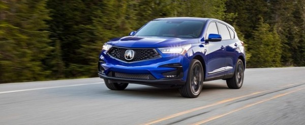 the 2019 acura rdx compact luxury suv is now in showrooms