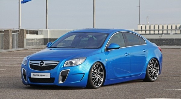 Air Ride Opel Insignia Mr Car Design Tunes Opel Insignia Opc Autoevolution