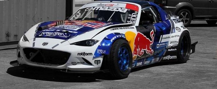 Gymkhana 7 Car Wallpaper 1 200 Hp Old Miata Drift Car Gets 2016 Miata Body Coming