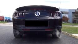 2013-2014 Shelby GT500 Gets Interceptor Axle-Back Exhaust from MRT ...