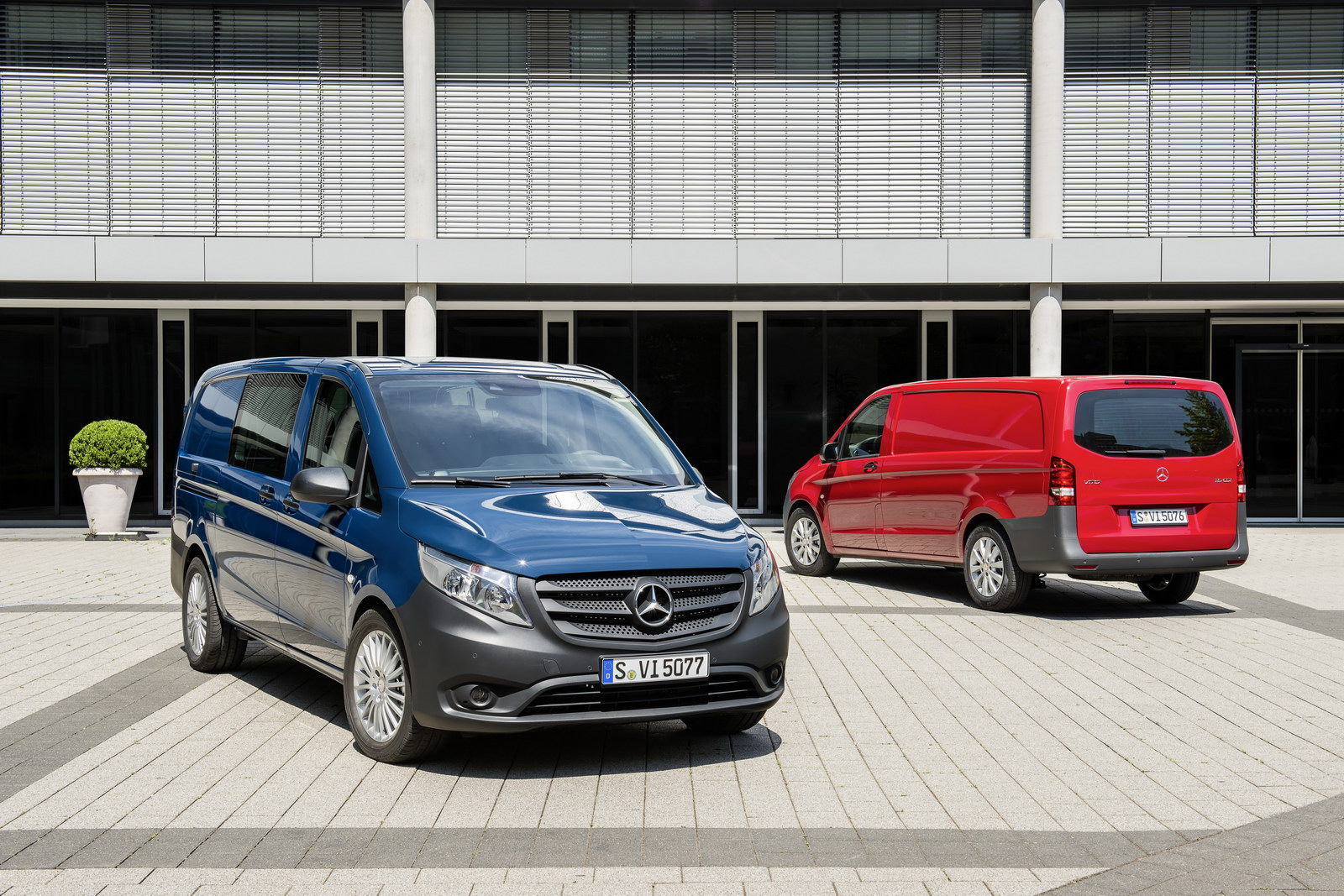 Mercedes Neuf Vito 2014 Mercedes Benz Vito Revealed Shares Underpinnings With V