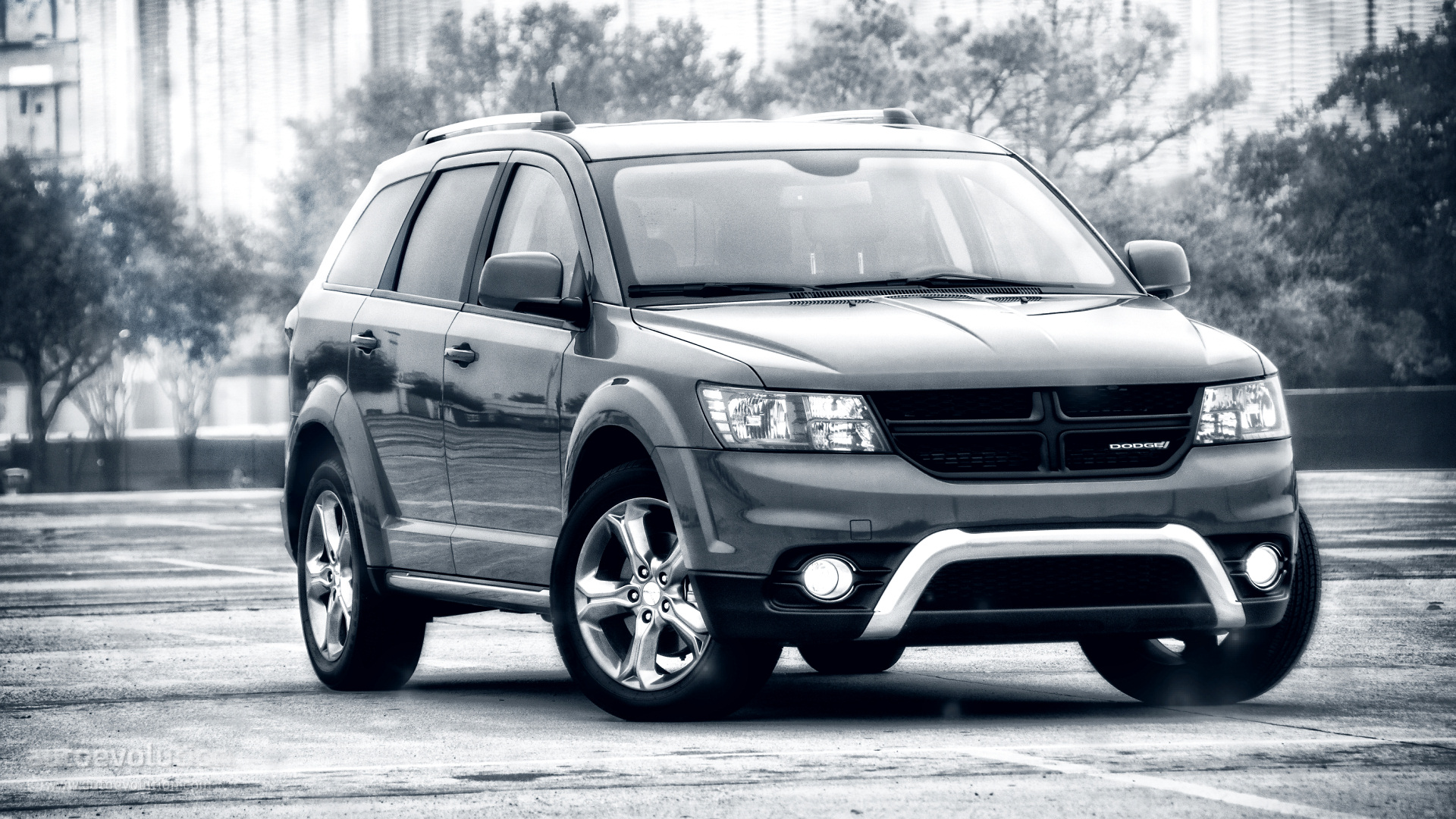 Four Cars Wallpapers 2015 Dodge Journey Crossroad Hd Wallpapers The Budget