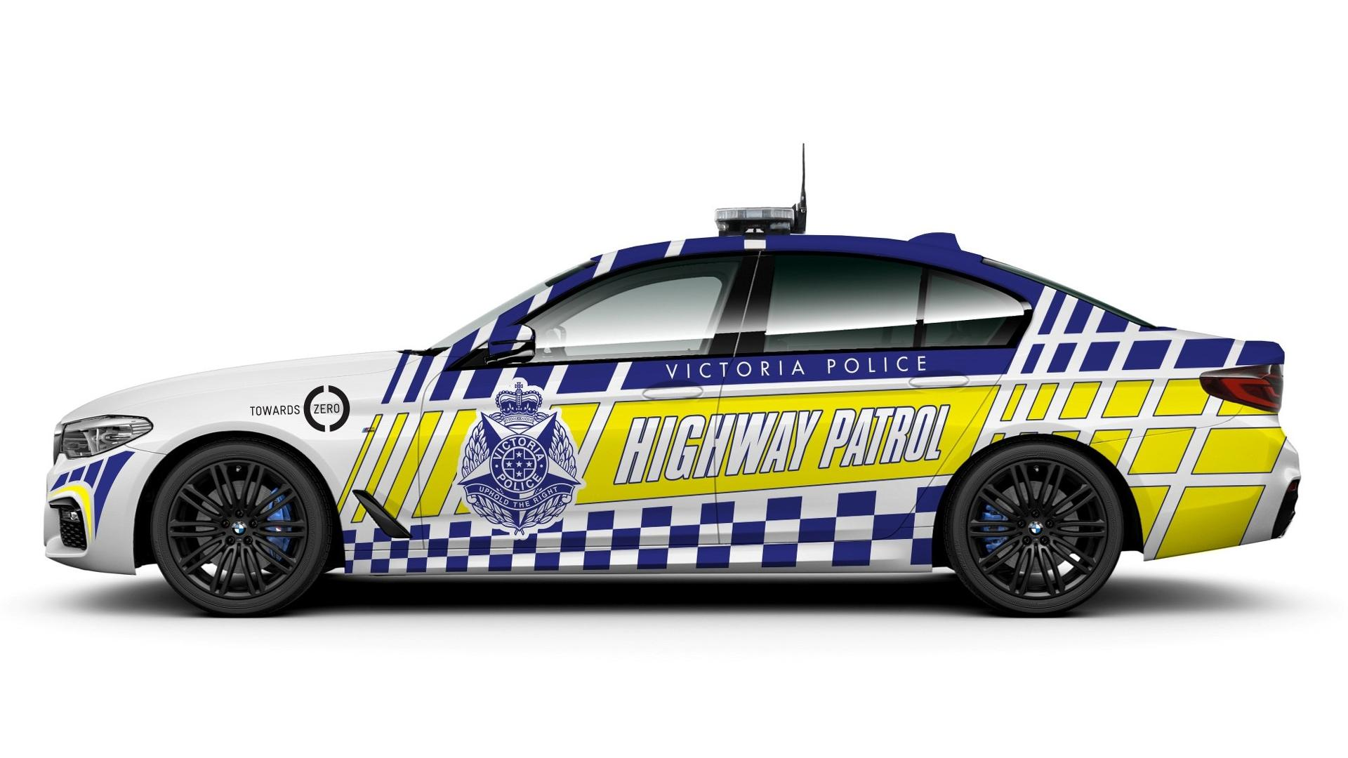 Toyota Camry Hd Wallpapers 2017 Bmw 530d Police Cars Yes In Victoria Australia