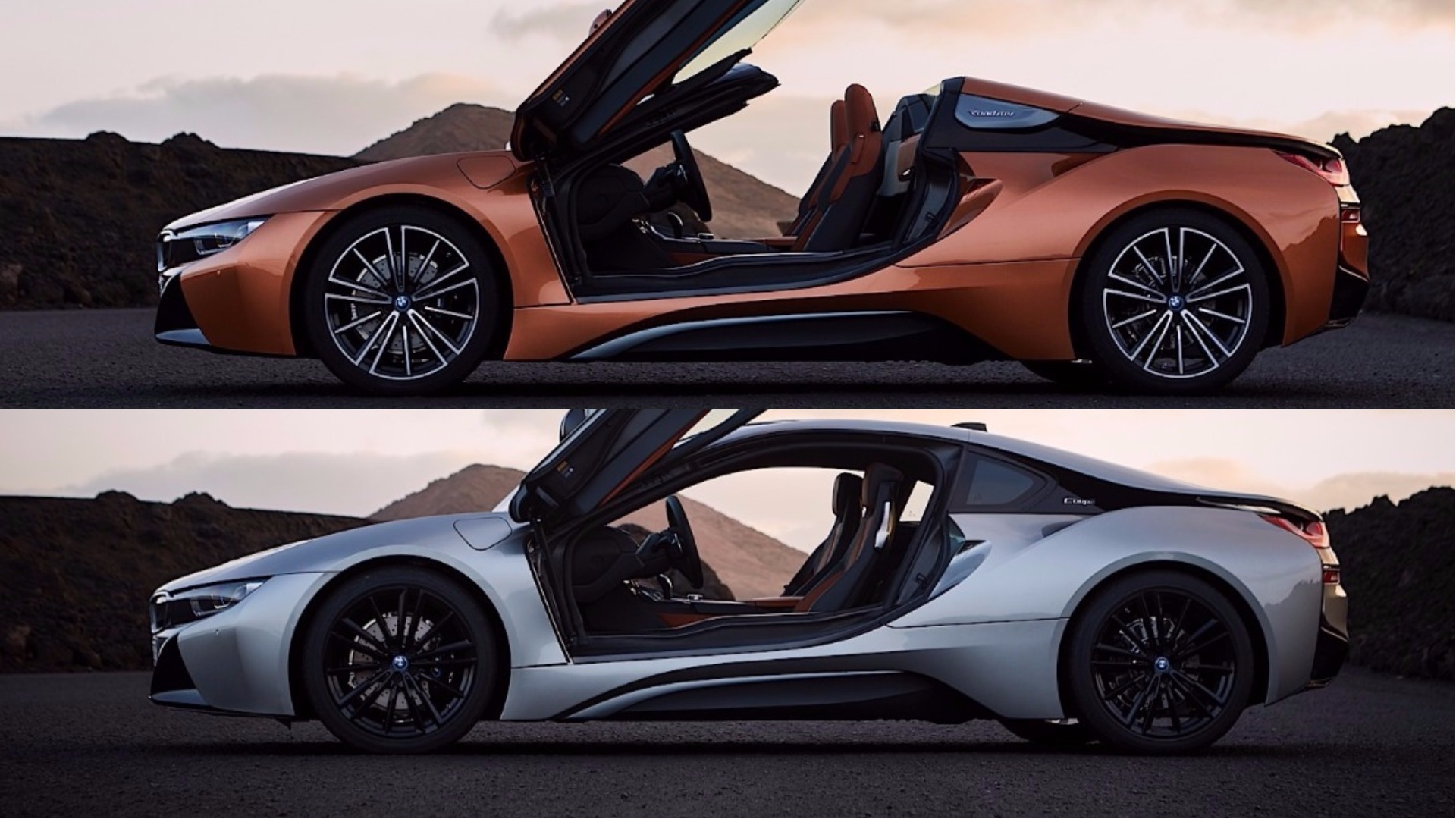 Bmw I8 Interieur 2018 Bmw I8 Coupe Gets A Roadster Brother And More Electric Range