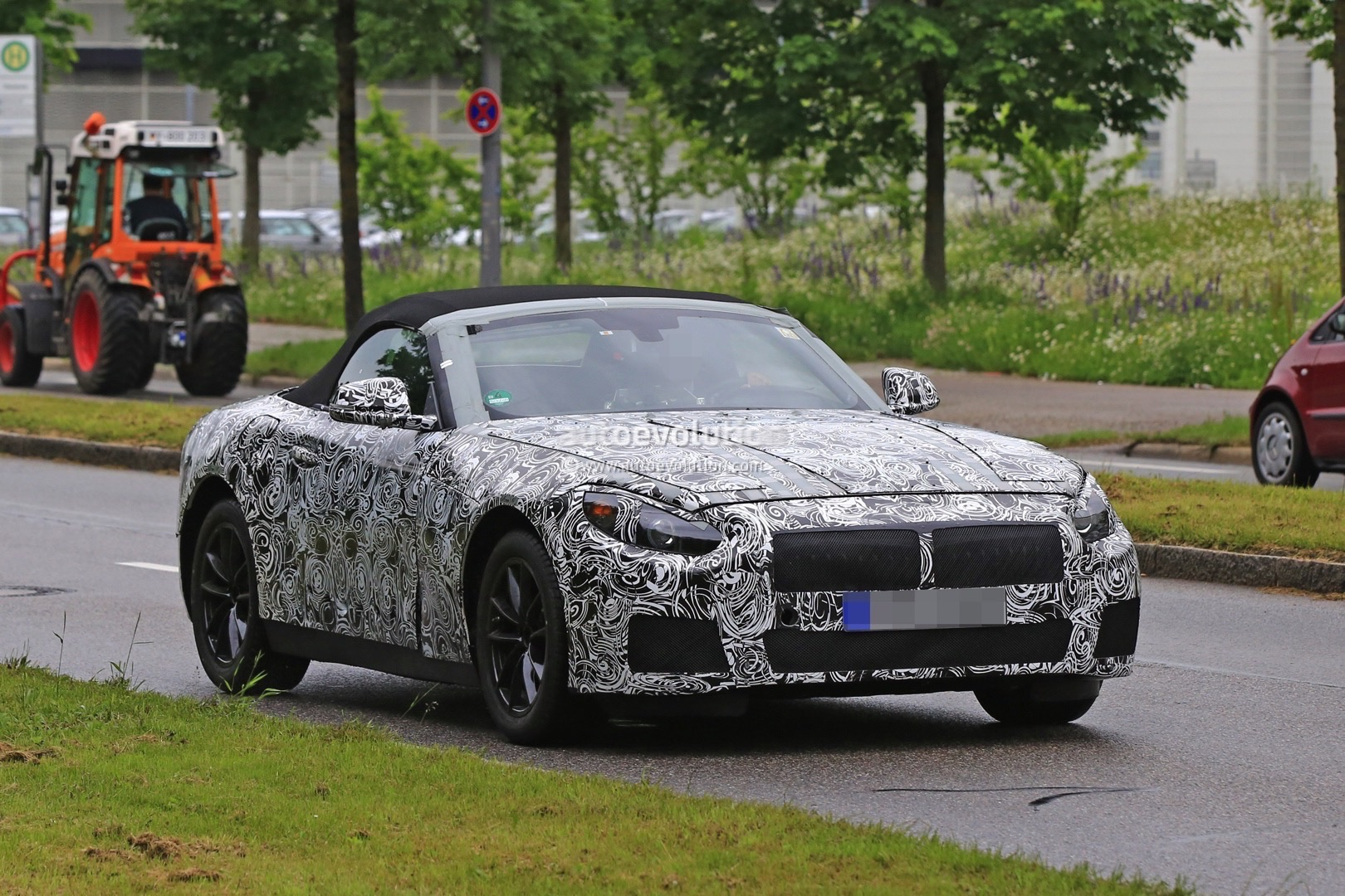Comparison bmw 420d gran coupe versus 330d saloon autocar - 2018 Bmw Z5 Spied In Munich 2016 Bmw Z4 Reportedly Out Of