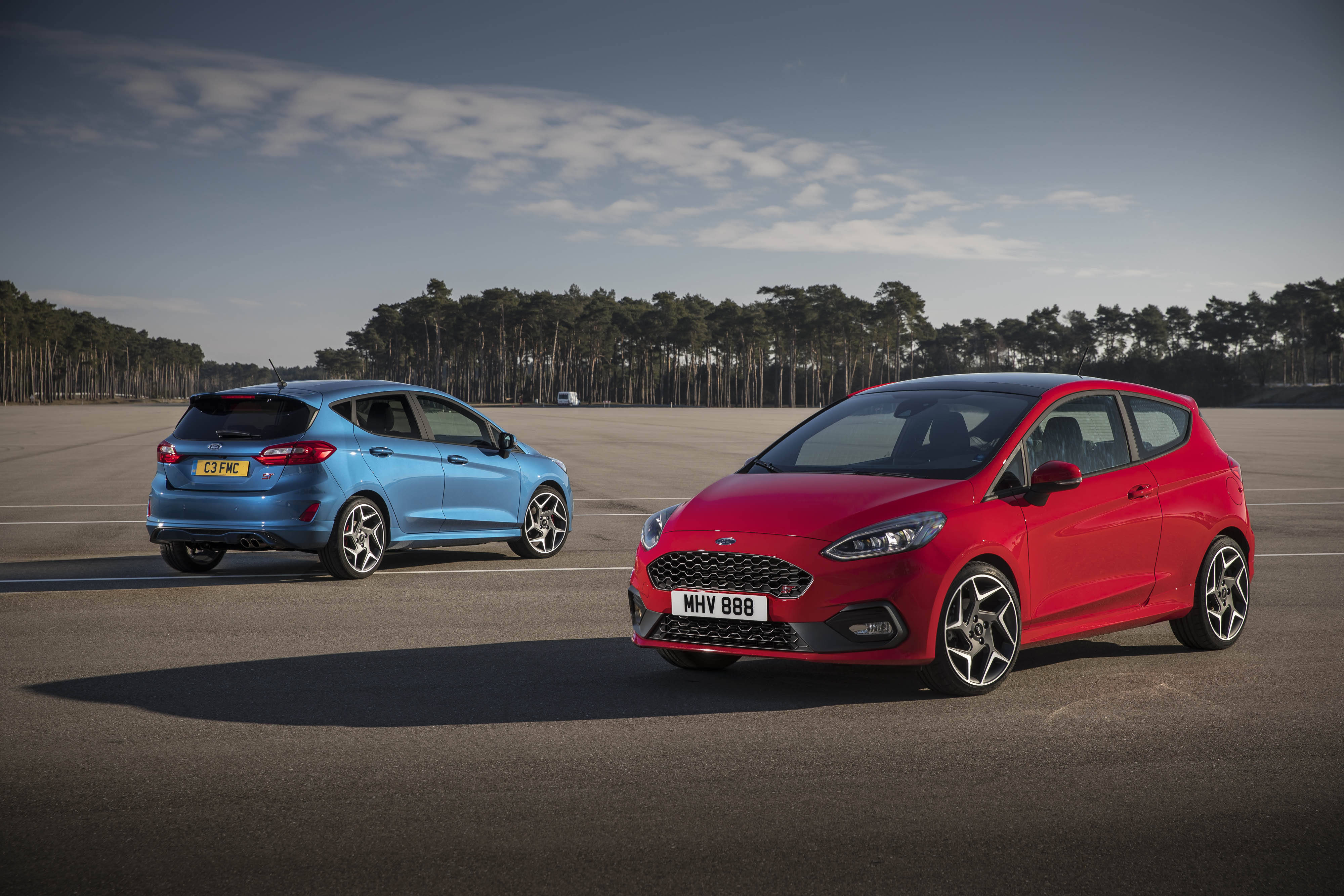 Ford Fiesta St 2018 Ford Fiesta St Price Announced Starts At Eur 22 100