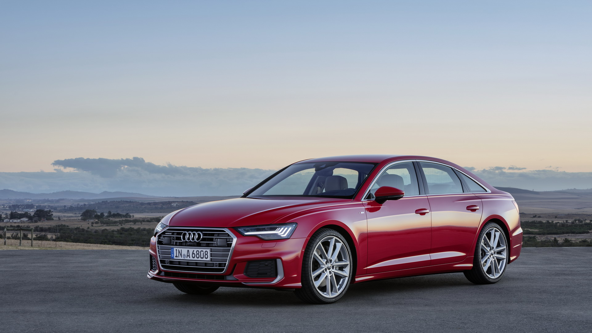 Audi A6 Quattro 2019 Audi A6 Revealed With Mild Hybrid V6 Engines Quattro Comes