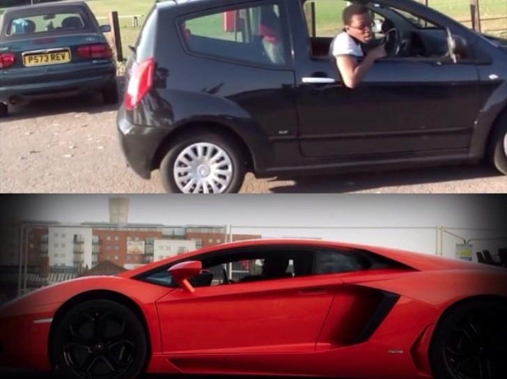 Mustang Car Wallpaper Desktop 21 Year Old Youtuber Is Driving A Lamborghini Aventador